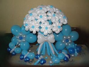 Красивое доставка шаров на выписку из роддома
