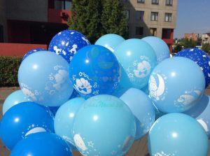 Бюджетное доставка шаров на выписку из роддома срочно