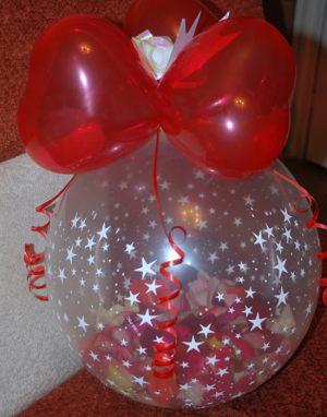 Интересные фольгированные шары на выписку из роддома шариками недорого