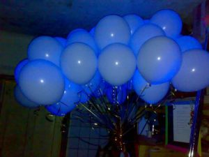 Красивые гелиевые шары на Новый год купить в Москве
