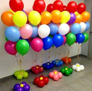 Интересные гелиевые шары на Новый год купить срочно