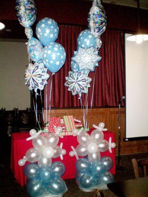 Недорогие гелиевые шары на Новый год купить недорого