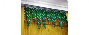 Недорогая гирлянда из шаров на Новый год недорого