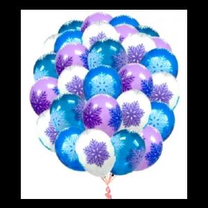 Купить шары на новый год бюджетные