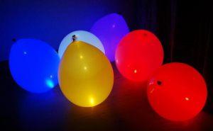 Купить шары на новый год современные