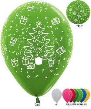 Оригинальные большие шары на новый год в Москве