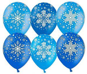 Тематические большие шары на новый год срочно
