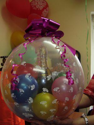 Современные большие шары на новый год недорого