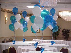 Тематическое оформление стола на новый год шарами срочно