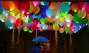 светящиеся шары на новый год срочно
