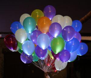светящиеся шары на новый год недорого