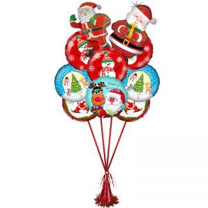 Недорогие шарики на новый год шарами срочно