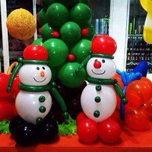 Недорогие шарики на новый год воздушными шарами в Москве