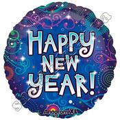 Бюджетные шарики на новый год воздушными шариками срочно