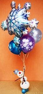 Недорогие шарики на новый год