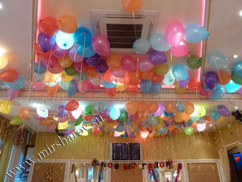 Интересное оформление детского дня рождения в Москве