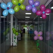 Тематическое оформление кабинета на день рождение срочно