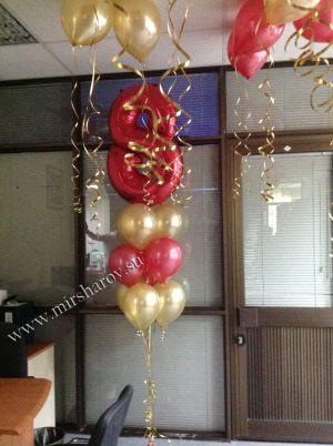 Бюджетное оформление кабинета на день рождение недорого