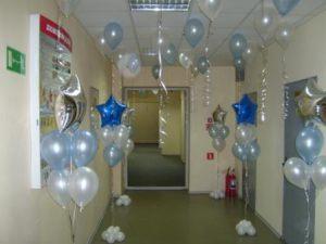Бюджетное оформление кабинета на день рождение в Москве