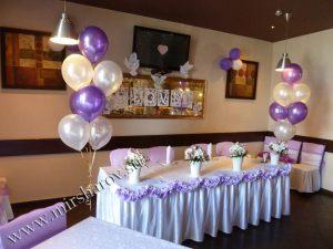 Бюджетное оформление комнаты на день рождение воздушными шариками срочно