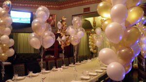 Бюджетное оформление зала на день рождение недорого